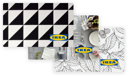 ikea gift cards from cashstar. Black Bedroom Furniture Sets. Home Design Ideas